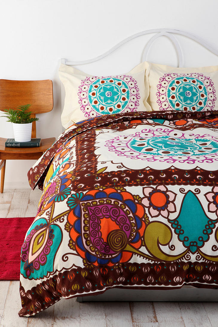 Mod Boho Duvet Cover from Urban Outfitters