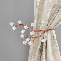 Cherry Blossom Curtain Tie-Back