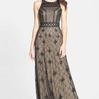 Women's Adrianna Papell Embellished Mesh