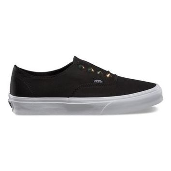 Vans Studs Authentic Gore (black)