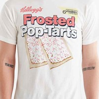 Junk Food Frosted Pop-Tarts Tee- Ivory