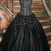 Web Store - Wedding Dresses/Gowns - Gothic,fewe Medieval & vintage
