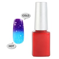 YESURPRISE Temperature Change Color Soak Off Nail Art UV Gel Polish Glitters DIY Decoration 015