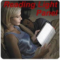 buy cheap Brand new LED Reading LightWedge Panel(Book Light) wholesale on China Gadget Land