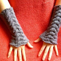 Grey Gauntlets