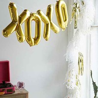 Northstar XOXO Balloon Kit- Gold One