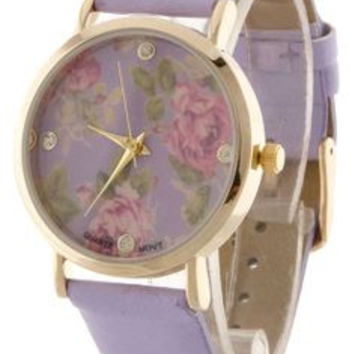 Lavender Dreams Watch