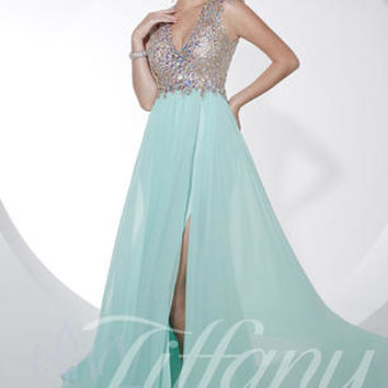 Tiffany Designs 16071 Tiffany Designs Prom Dresses, Evening Dresses and Homecoming Dresses | McHenry | Crystal Lake IL