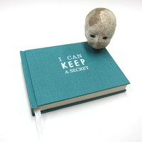 Diary/Journal  - I Can Keep A Secret