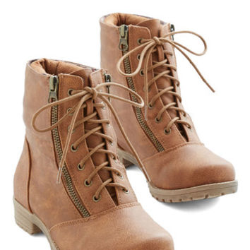 ModCloth Menswear Inspired All-Time Hike Bootie