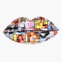 Kiss My Lips Clutch