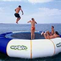 Aviva Trampoline - Opulentitems.com