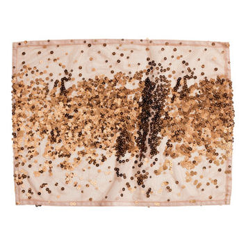 H&M Sequined Placemat $5
