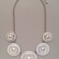Mayan Festival Necklace