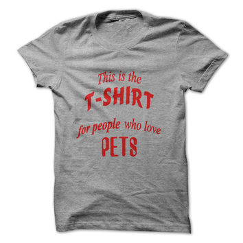This is the T-shirt for p