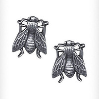 Shoo Fly Stud Earrings