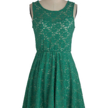Topiary Artist Dress | Mod Retro Vintage Dresses | ModCloth.com
