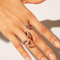 Wrap snake ring [Bil6823] - $23 : Pixie Market, Fashion-Super-Market