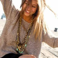 Brandy & Melville Marta Sweater