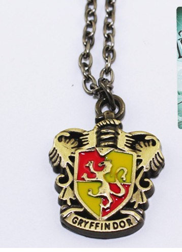 Harry Potter gryffindor Locket necklace
