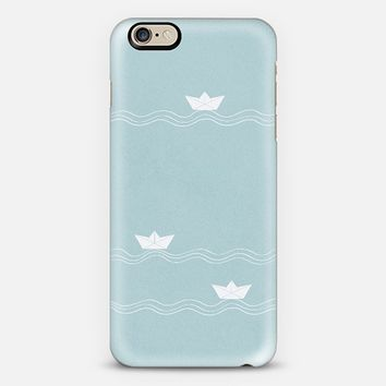 Across the Wide Sea iPhone 6 case by Timone | Casetify