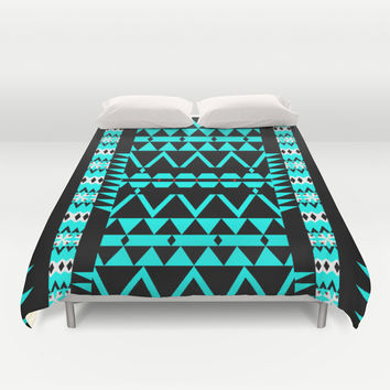 Mix #369 Duvet Cover by Ornaart
