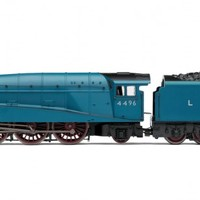 R3280 RailRoad LNER 4-6-2 'Golden Shuttle' A4 Class - Locomotives Hornby