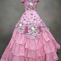 More Hello Kitty Wedding Dresses | Wedding Dresses  Bridal Gowns
