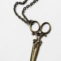 Vintage Style Scissor Necklace from Kool Jewels | Made By Kool Jewels | 11.00 | Bouf