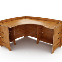 Green Office Furniture - Sustainable, Refurbished and Recycled Office Furniture - The Daily Green