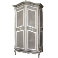 Gustave Grey Armoire : Armoires at PoshTots