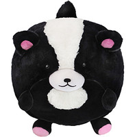 Squishable Skunk: An Adorable Fuzzy Plush to Snurfle and Squeeze!