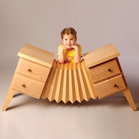 Accordion Dresser : Dressers at PoshTots
