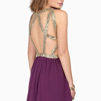 Just A Hint Of Sparkle Dress $46