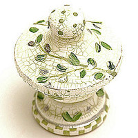 Topiary Vine Calliope Knob - Knobs & Pulls - Finishing Touches - Decorative - PoshLiving