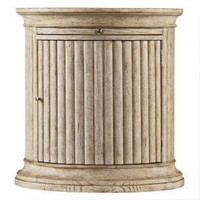 Castaway Drum Table - Accent & End Tables - Accent Furniture - Furniture - PoshLiving