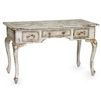 Adonis Writing Desk - Console Tables - Accent Furniture - Furniture - PoshLiving