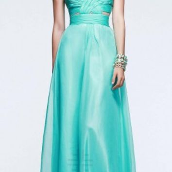 Flattering prom dresses by Faviana