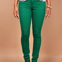 Color Palette Skinnys | Skinny Jeans at Pink Ice