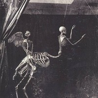 Cupid and Centaur in the meuseum of love Marseille by Joel-Peter Witkin