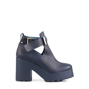 Cut Out Ankle Boot, Miista