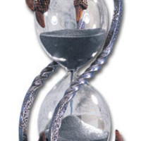 Basilisk Sandtimer - Clocks & Timepieces - Home Stuff - Gothic, Vampire & Steampunk stuff at GothicPlus.com (Powered by CubeCart)