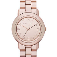 Marc by Marc Jacobs Watch, Women's Rose Gold Tone Stainless Steel Bracelet MBM3099 - All Watches - Jewelry & Watches - Macy's