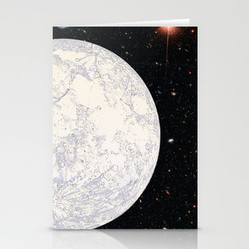 Moon machinations Stationery Cards by Anipani
