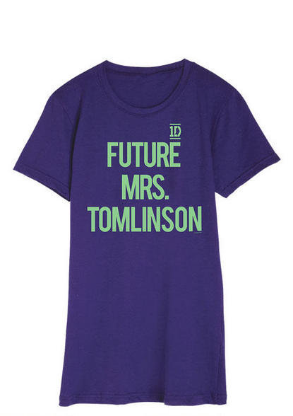 Official 1D Future Mrs. Tomlinson