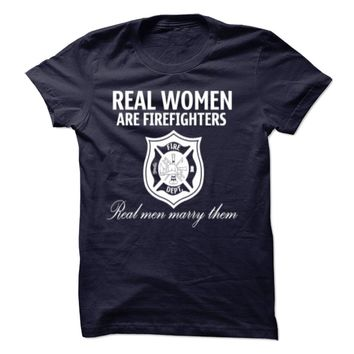 real women are firefighte
