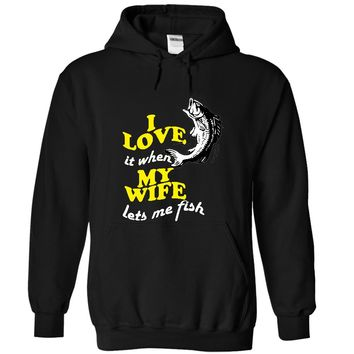 I love my wife, it when l