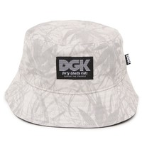 DGK Humboldt Collective Bucket Hat - Mens Backpack - Off White - One