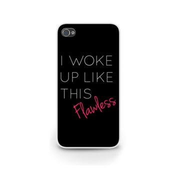 I Woke Up Like This Case for iPhone