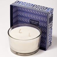 Wooster & Prince Blanc De Noirs Soy Candle